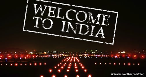 Business Aircraft Ops to India: Permit Considerations