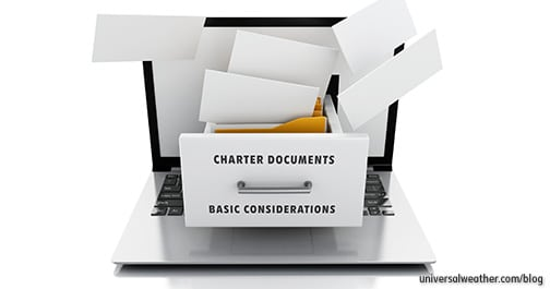 Document Intensive Charter Destinations for Business Aviation: Part 1 - Basic Considerations