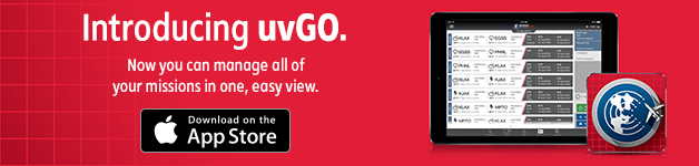 Introducing uvGO. Now you can manage all of your missions in one, easy view.
