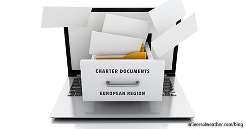 Document Intensive Charter Destinations for Business Aviation: Part 2 - European Region