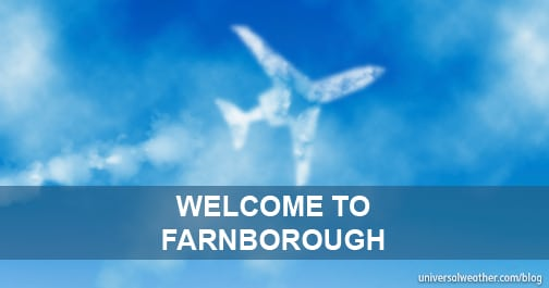 Know Before You Go: 2016 Farnborough International Airshow