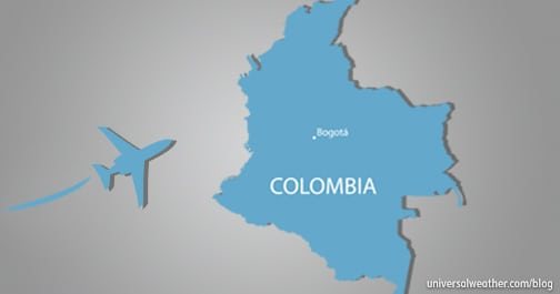 Operating to Colombia – Part 1: Airports, Parking & Slots