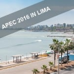 APEC 2016 Peru - Taking Place in Lima