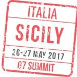 Traveling to the G7 in Italy in May