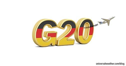 BizAv Trip Planning: G20 Summit in Hamburg: Airports, Alternates, Parking & Special Considerations