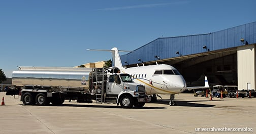 Business Aircraft Ops to Chile: Fuel & Security