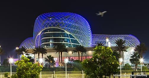 Traveling to the Abu Dhabi Formula One Grand Prix – Part 2: Permits, Visas & CIQ