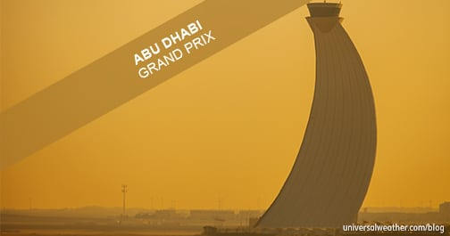 Traveling to the Abu Dhabi Formula One Grand Prix – Part 1: Airports & Services