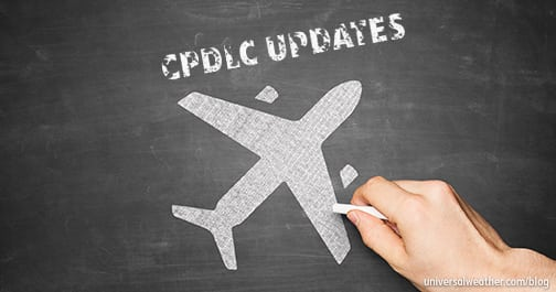 CPDLC Requirements Changed in Late 2017