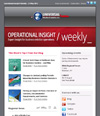 Operational Insight Weekly