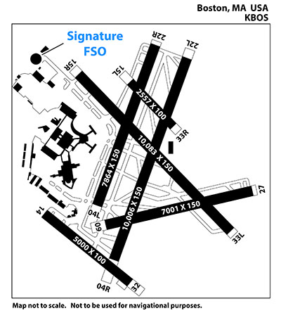 logan intl kbos bos boston massachusetts united states  : kbos airport diagram - findchart.co