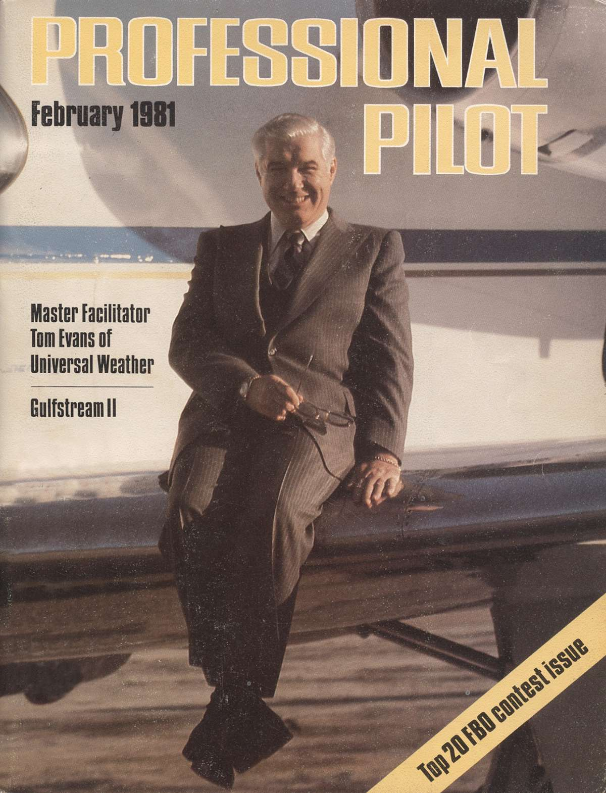 history-tom-evans-professional-pilot-cover-feb-1981