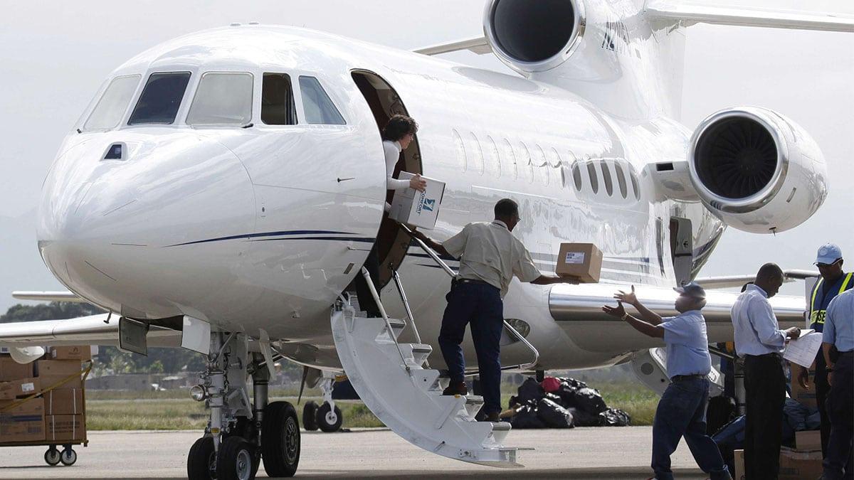 Haiti-Air-Relief