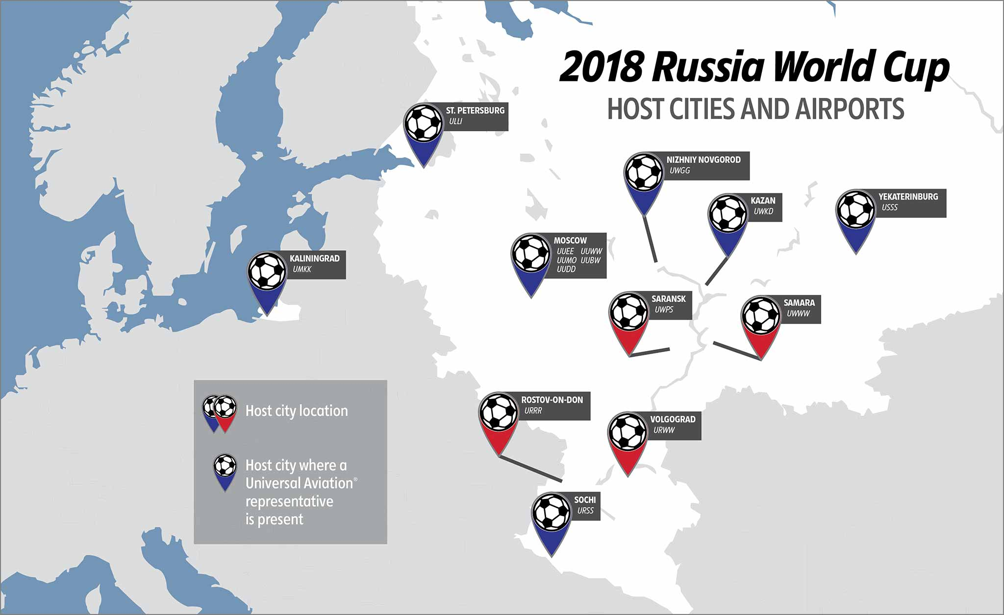 2018 Russia World Cup Trip Planning Resource Center Universal
